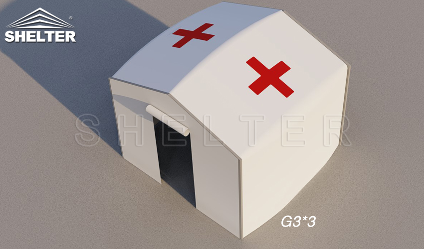 shelter emergency shelter tent medical tents quarantine tents for sale 02
