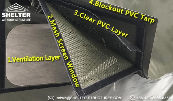 Insulated Ventilation Window