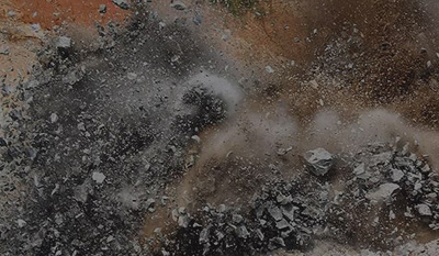 Isolate Dust and Gravel