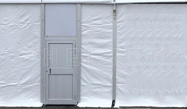 Aluminum Exit Door